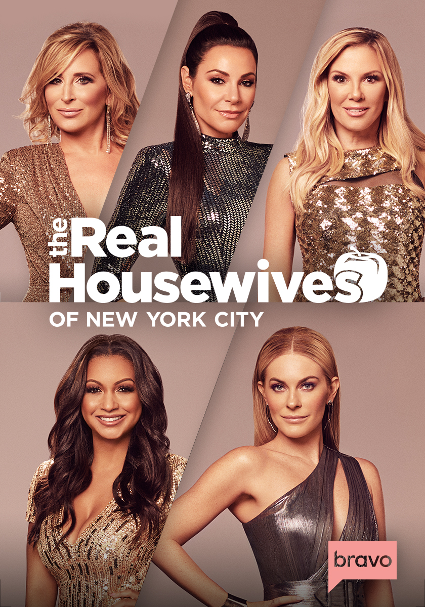 "cover design for ""The Real Housewives of New York City"""