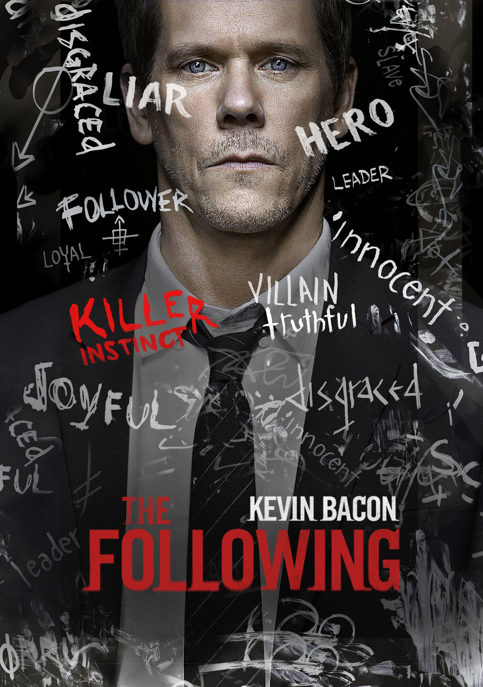 "cover design for ""The Following"""