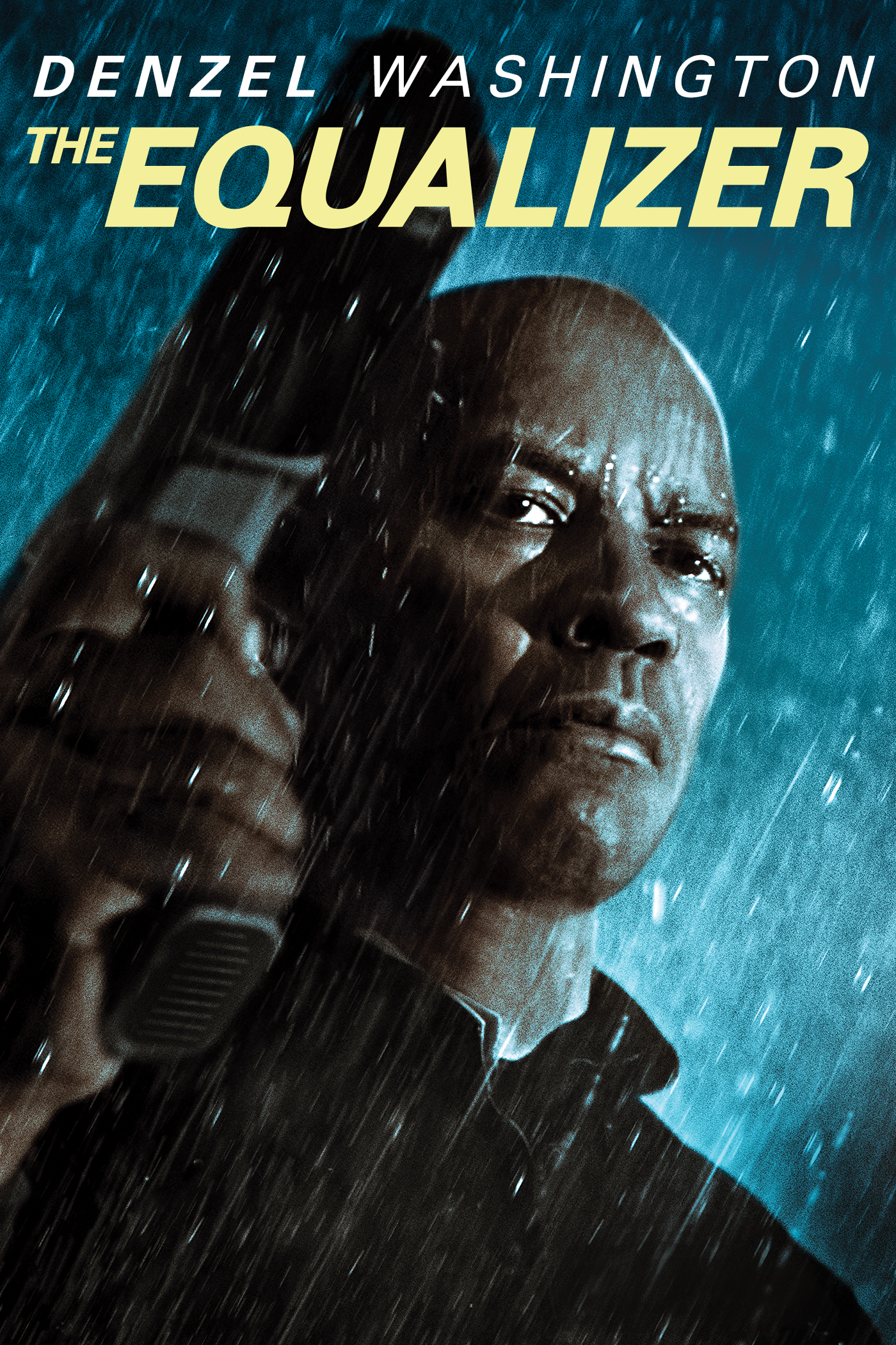 "cover design for ""The Equalizer"""