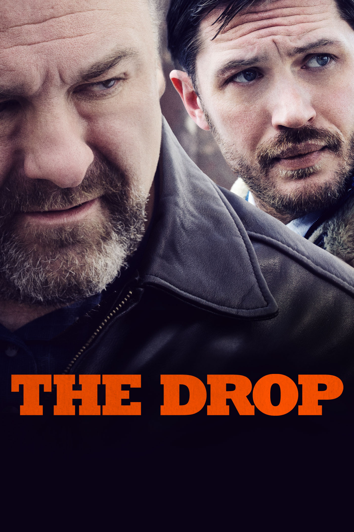 "cover design for ""The Drop"""