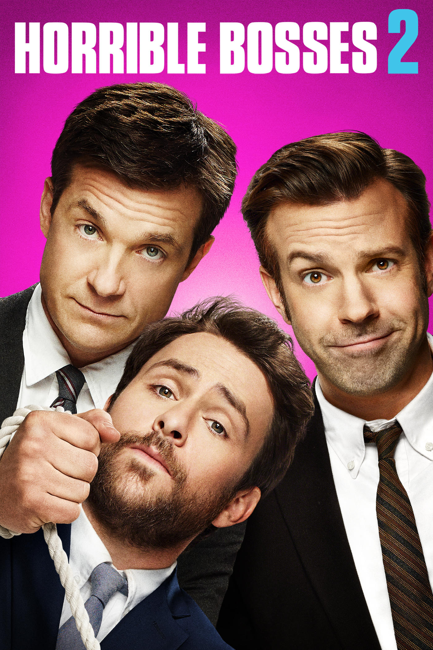 "cover design for ""Horrible Bosses 2"""