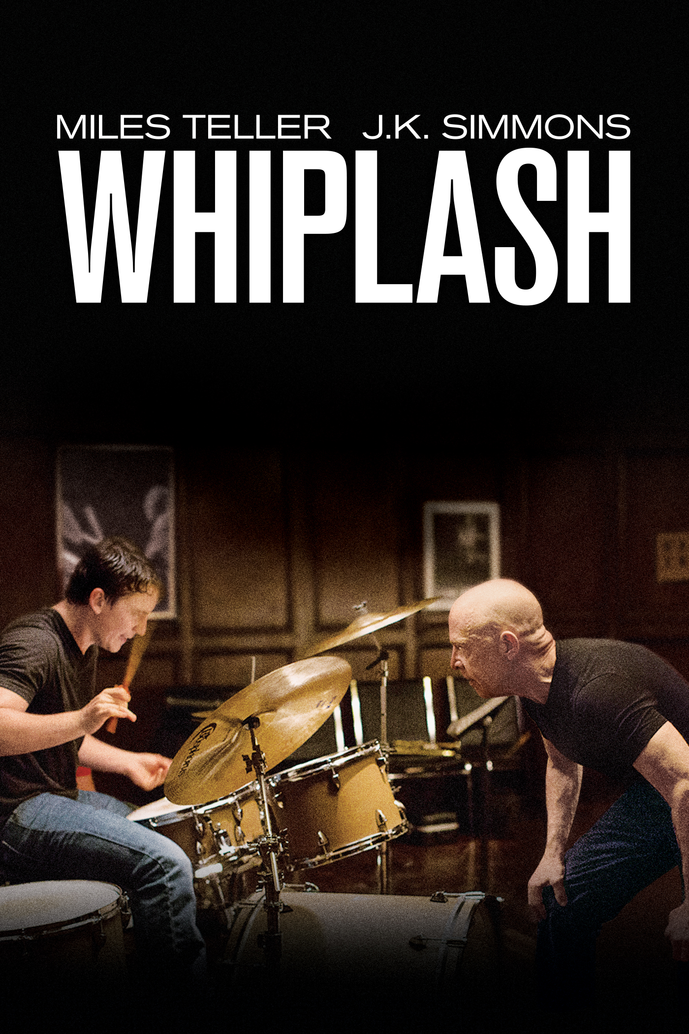 "cover design for ""Whiplash"""