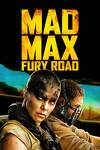 "cover design for ""Mad Max: Fury Road"""