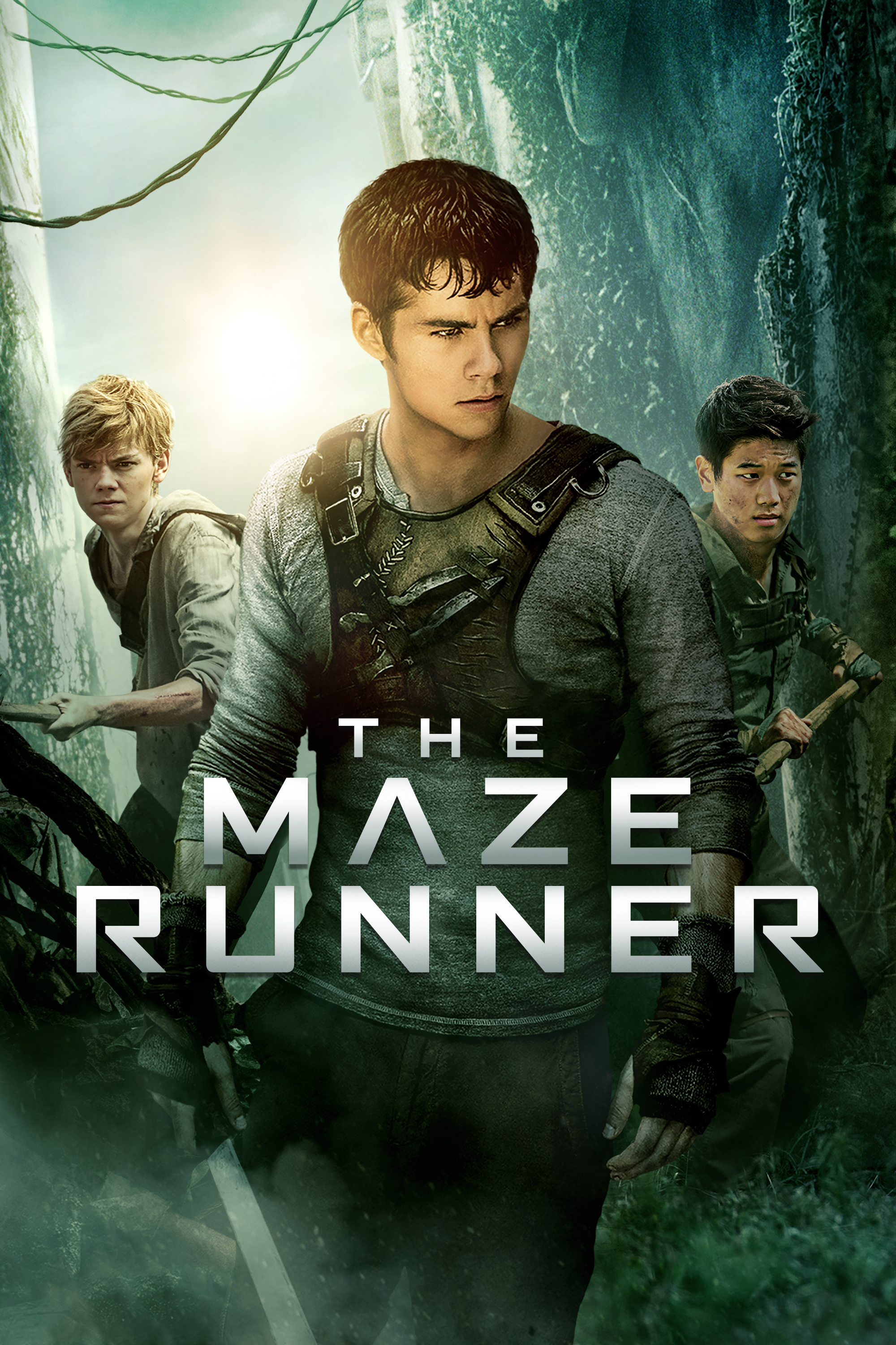 "cover design for ""The Maze Runner"""