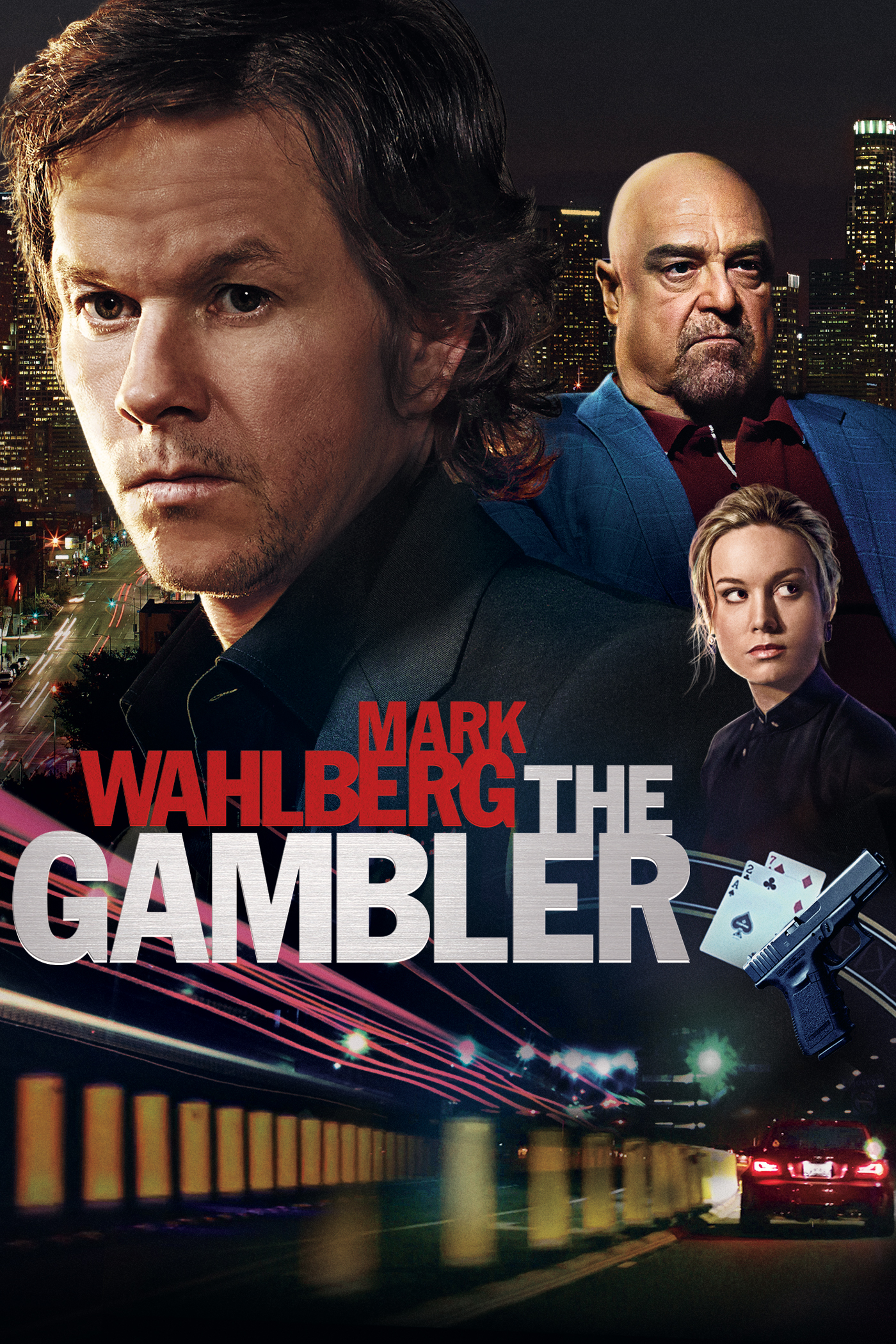 "cover design for ""The Gambler"""