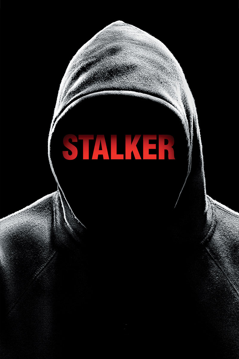 "cover design for ""Stalker"""
