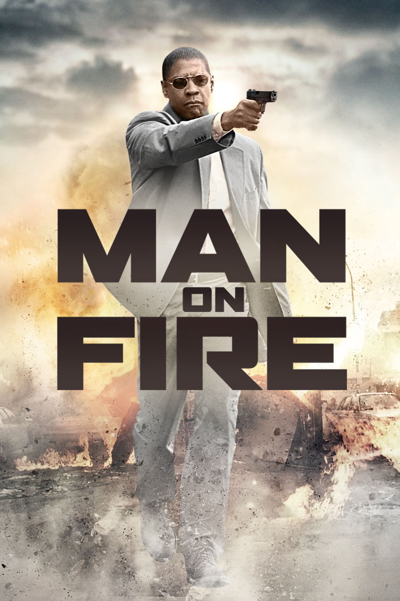 Image result for Man on fire