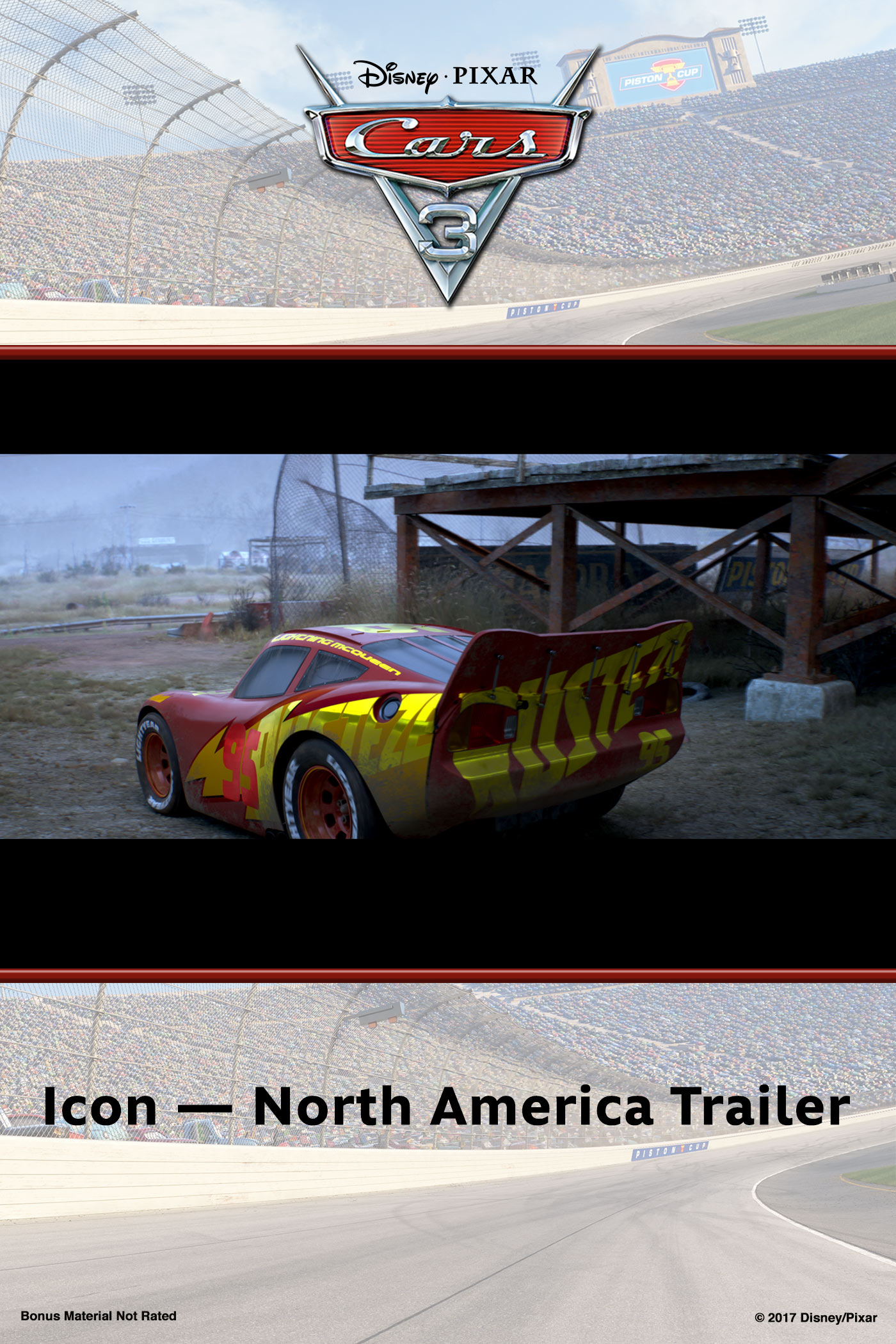 Icon North America Trailer