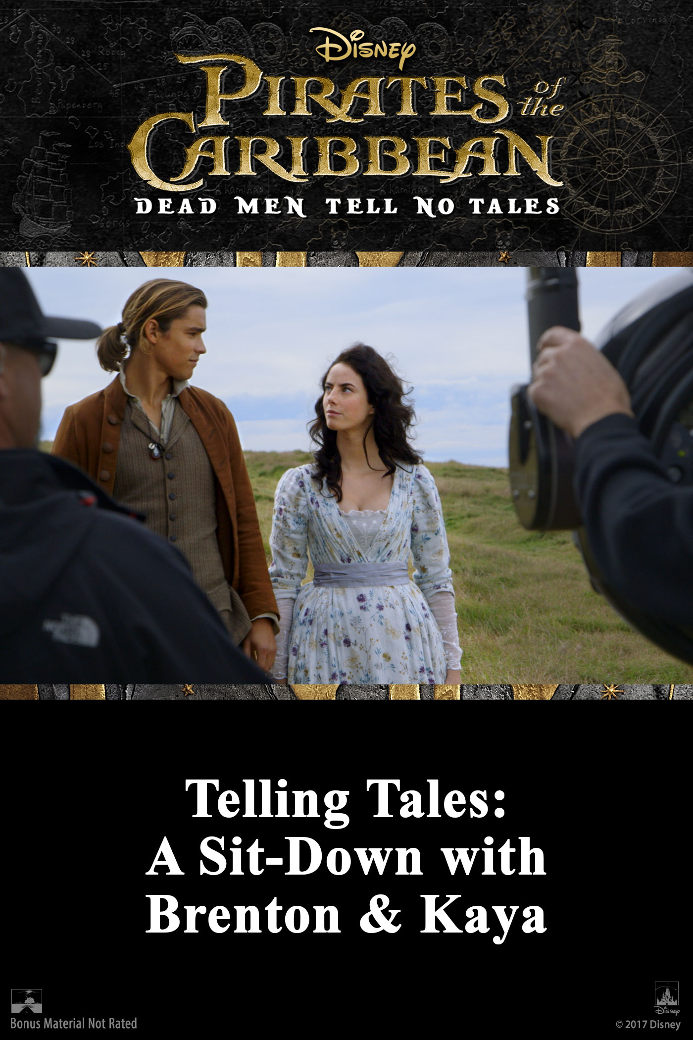 Telling Tales: A Sit-Down with Brenton & Kaya