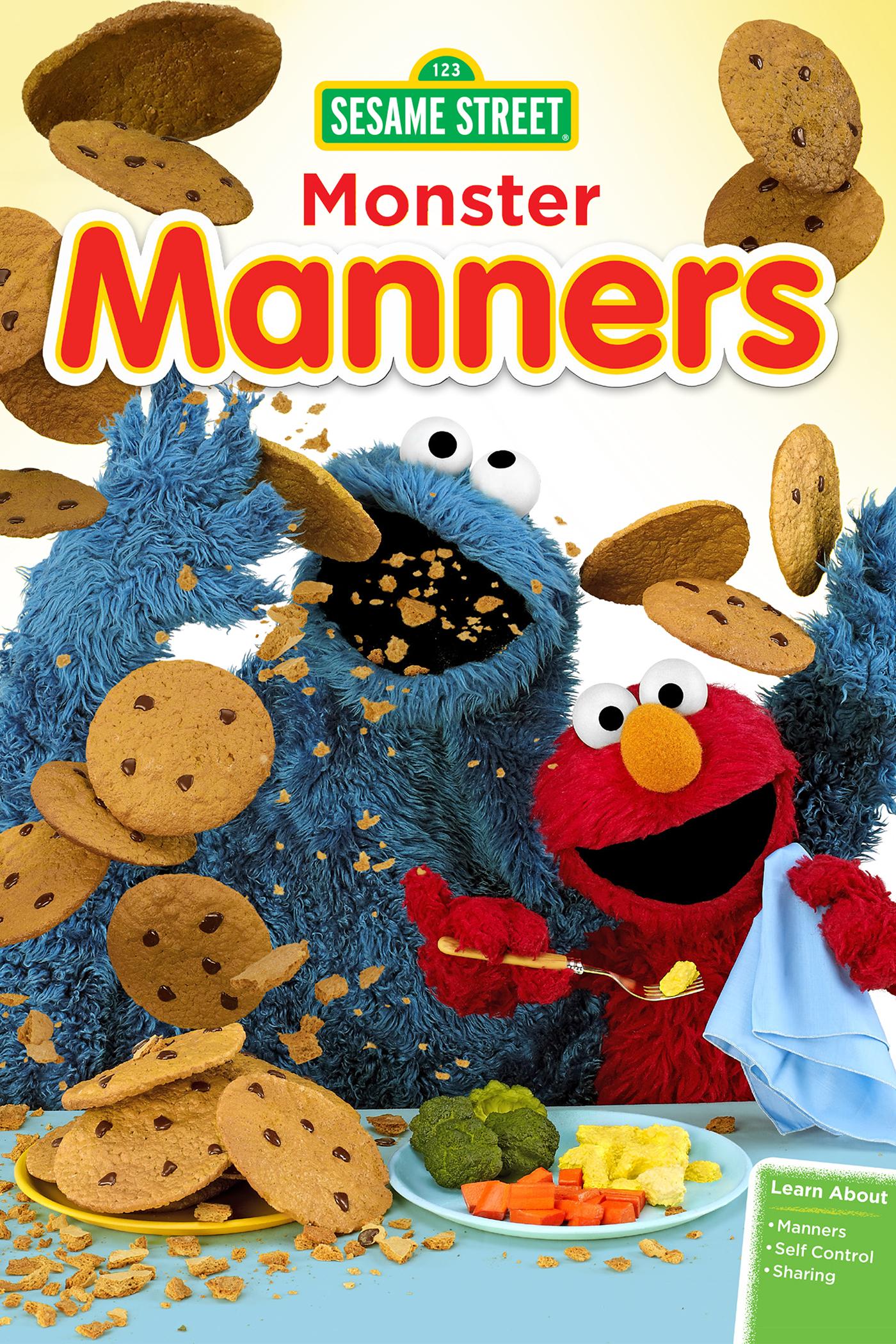 Sesame Street: Monster Manners