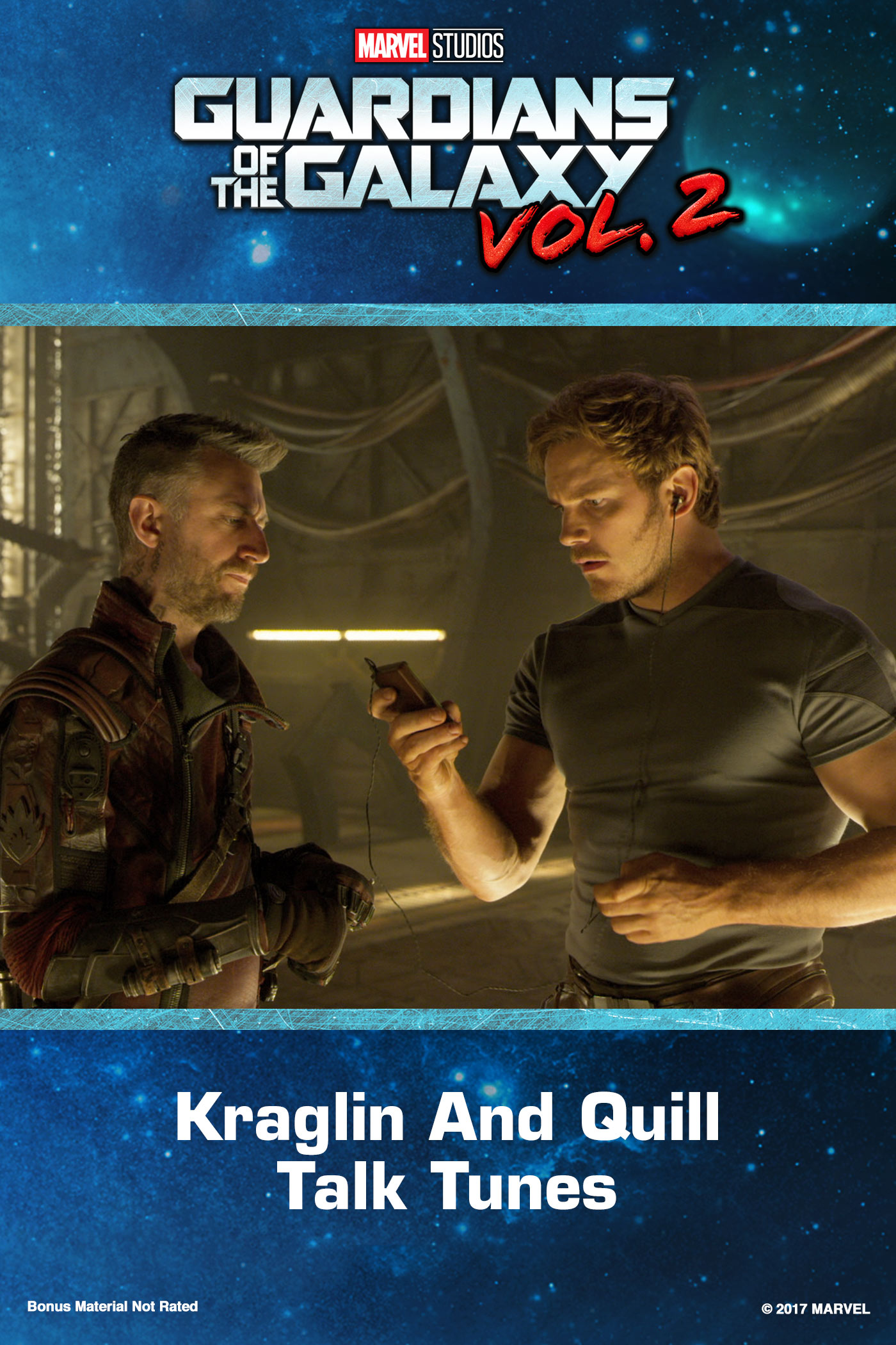 Kraglin And Quill Talk Tunes